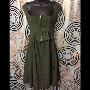 Kruger Dirndl Vintage Dress Sz 40 (S)
